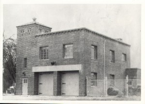 Original Firehouse #1 - 1929