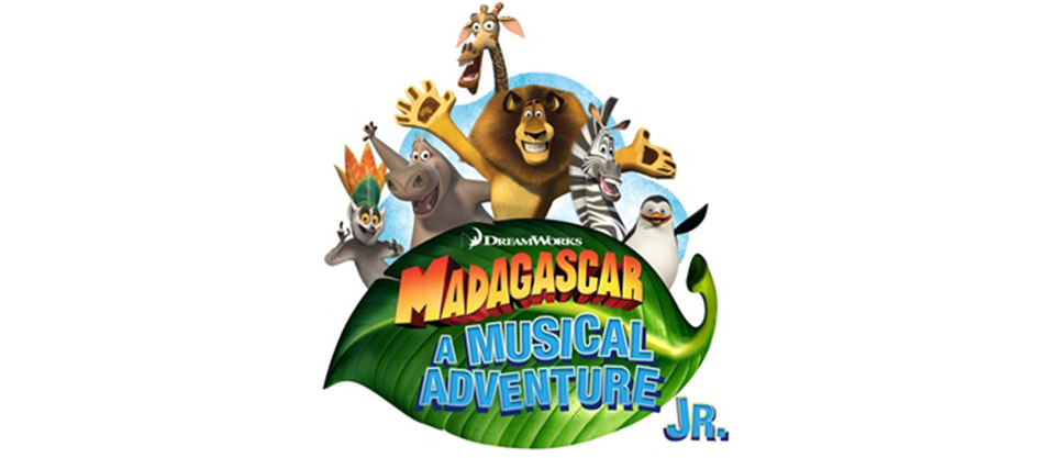 MADAGASCAR: A MUSICAL ADVENTURE, JR.