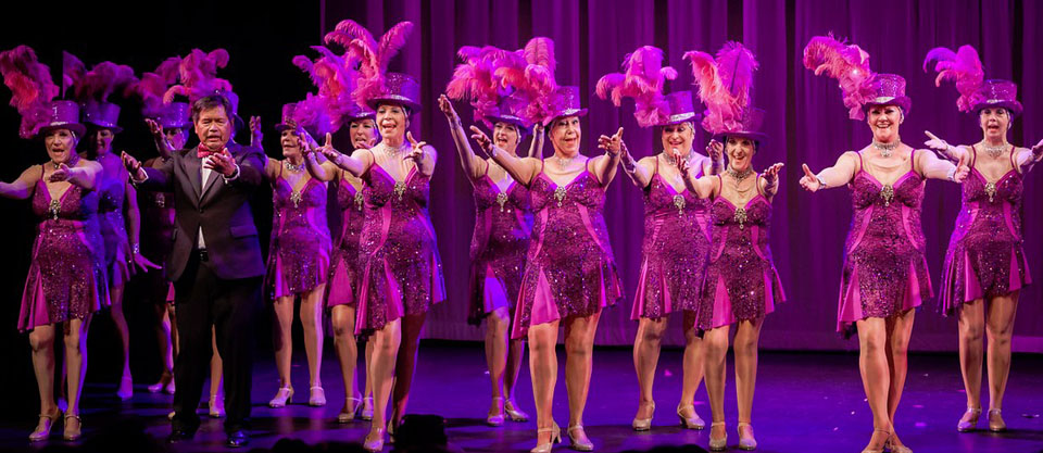 The Golden Follies present There's No Biz Like Show Biz!