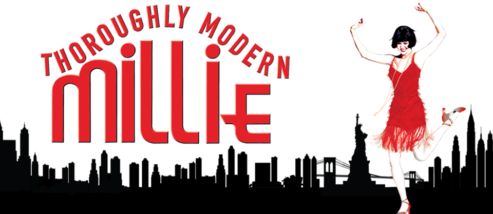 Thoroughly Modern Millie Amador & Foothill Spring Musical