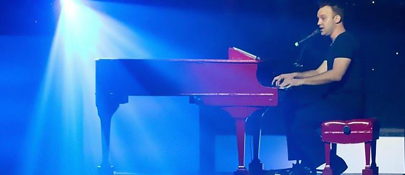 Kyle Martin: Piano Men