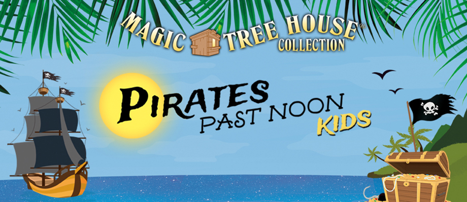Young/Little Performers: Pirates Past Noon KIDS
