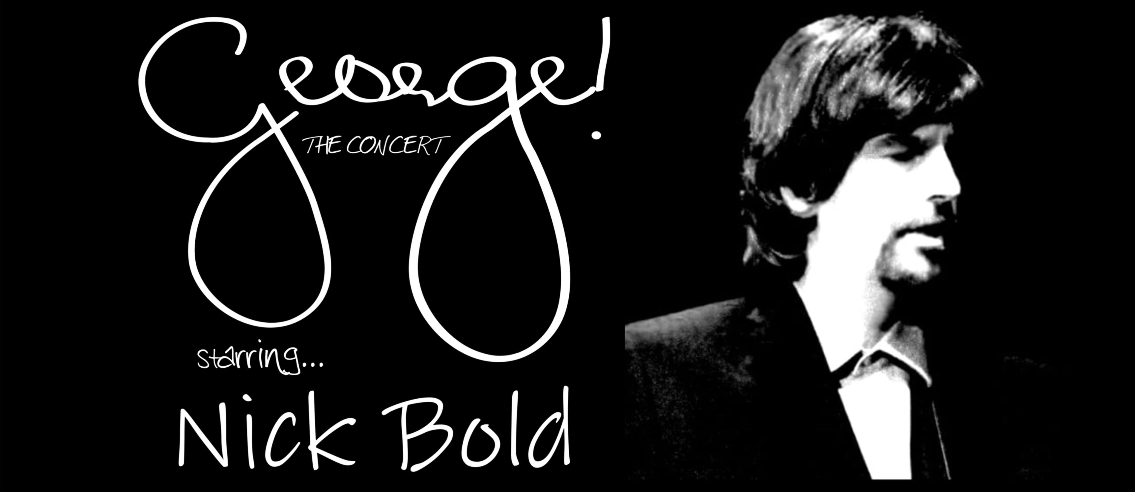 GEORGE! The Concert