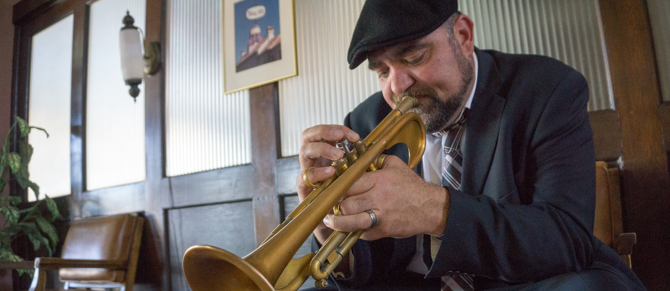 Jeff Bordes: A Jazzy New Orleans Christmas