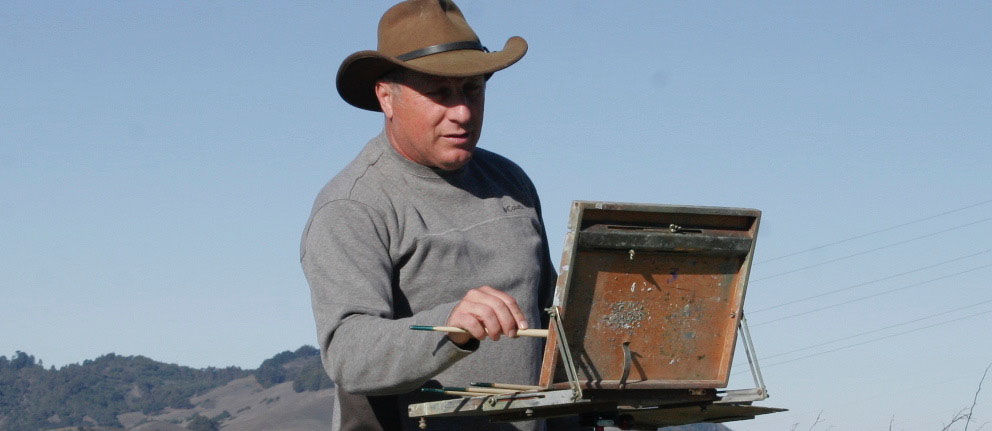 Coffee with the Curator: Painting Bay Area Parks