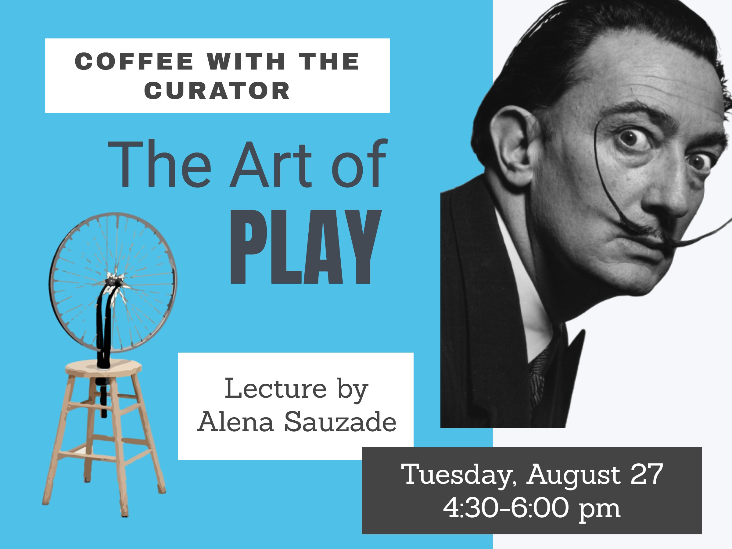 Coffee with the Curator: The Art of Play