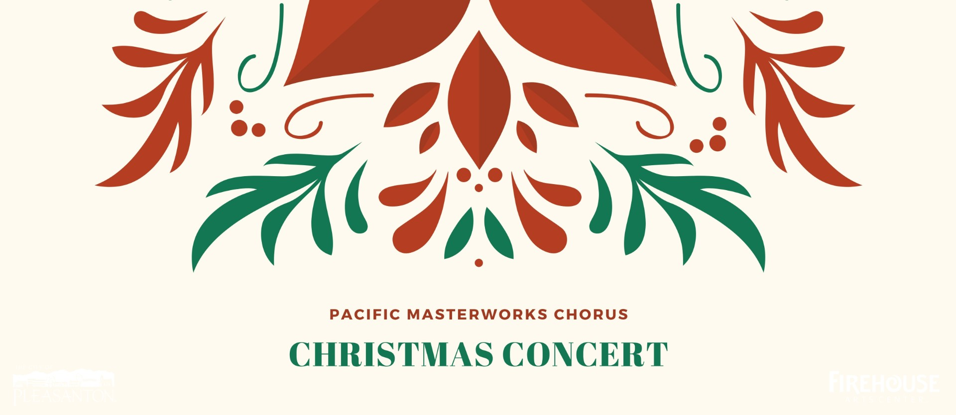 Pacific Masterworks Chorus Christmas Concert