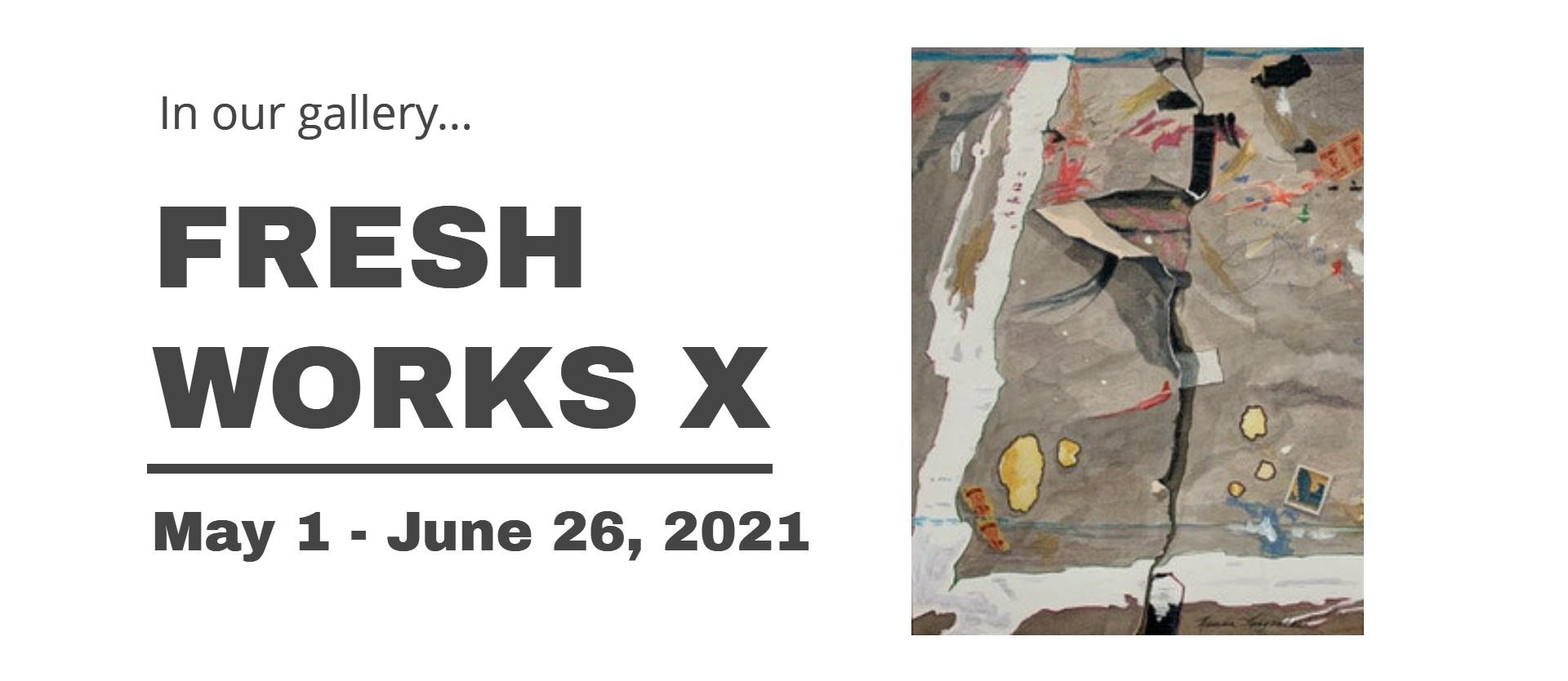 Fresh Works X